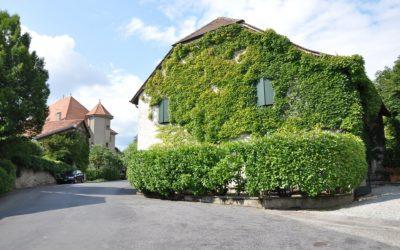 Le prix des maisons de prestige a chuté à Genève